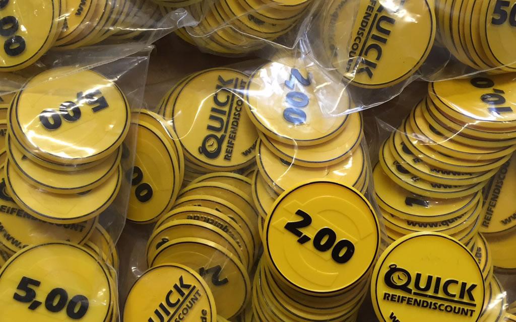 Produktionsbeispiel: Quick-Chips